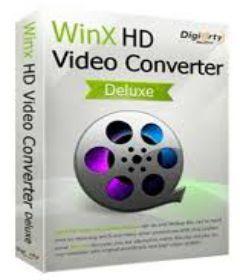 WinX HD Video Converter Deluxe 5.12.1.295