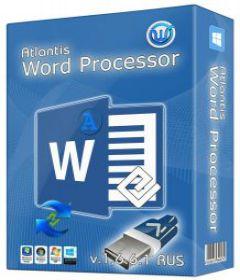 Atlantis Word Processor 3.2.10.1 Final + keygen