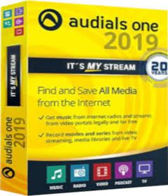 Audials One 2019.0.2600 + key