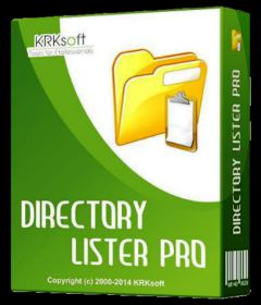Directory Lister Enterprise 2.32.0 + patch