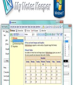 My Notes Keeper 3.9.1 Build 2054 + key