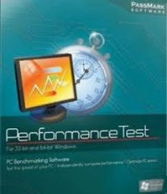 PassMark PerformanceTest 9.0 Build 1029 + patch