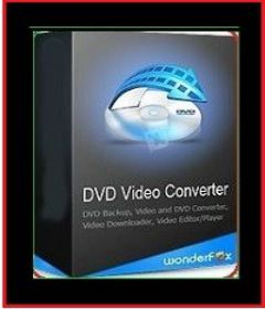 WonderFox DVD Video Converter 17.0 + keygen