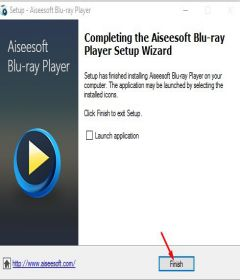 Aiseesoft Blu-ray Player 6.6.18 + patch