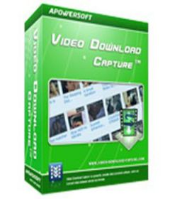 Apowersoft Video Download Capture 6.4.8.2 incl Crack