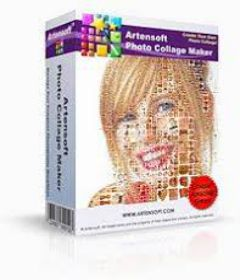 Artensoft Photo Mosaic Wizard 2.0.140 + key