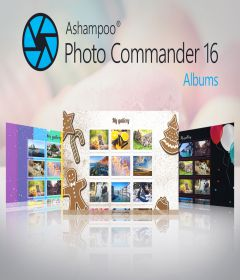 Ashampoo Photo Commander 16.0.5 + patch