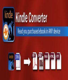 Kindle Converter 3.18.1221.383