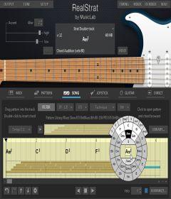 MusicLab RealStrat v4.0.0.7250 + keygen