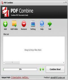 PDF Combine 3.2 + key