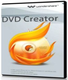 wondershare dvd creator portable