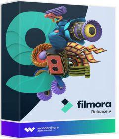 Wondershare Filmora 9.0.2.1 + keygen