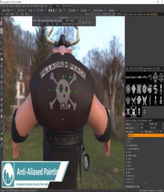 3D Coat 4.8.31 + patch