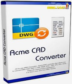Acme CAD Converter 2019 v8.9.8.1487