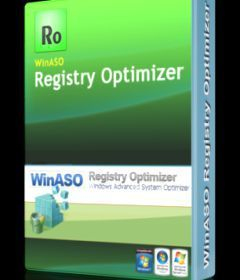 WinASO Registry Optimizer v5.6.1 + keygen