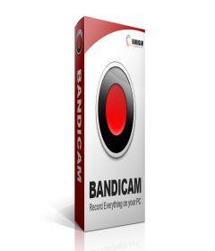 Bandicam 4.3.1.1490 + key manufacturer