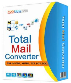 Coolutils Total Mail Converter 6.2.0.53 + keygen