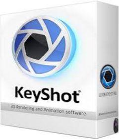 Luxion Keyshot Pro 8.2.80 x64 + keygen