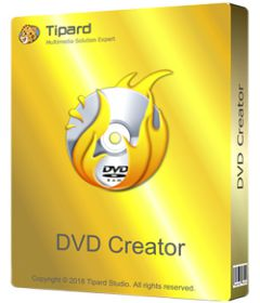 Tipard DVD Creator incl Patch