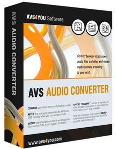 AVS Audio Converter 9.0.2.592