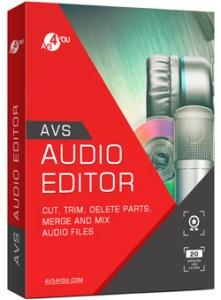 AVS Audio Editor 9.0.2.533 + patch