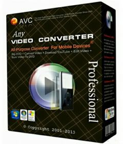 Any DVD Converter Professional v6.3.1 + Portable + keymaker