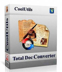 CoolUtils Total Doc Converter 5.1.0.204
