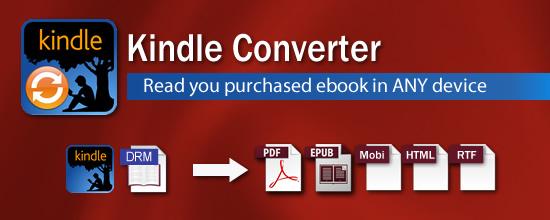 Kindle Converter 3.19.311.384