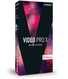 MAGIX Video Pro X10 v16.0.2.317 incl Patch
