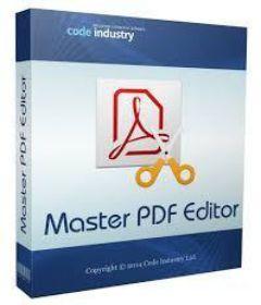 Master PDF Editor 5.3.16 incl Patch 32bit + 64bit + KeyGen