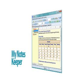 My Notes Keeper 3.9.2 Build 2091