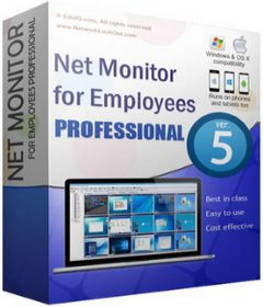 Network LookOut Net Monitor for Employees Professional 5.6.7 incl Patch