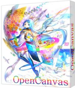OpenCanvas 7.0.23 + x64 + patch