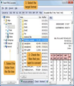 Total HTML Converter 5.1.0.56 + key