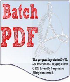 Batchwork Doc to PDF Converter 2019.11.407.2137 + key