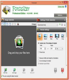 Fotosizer Professional Edition 3.9.0.570 + keygen