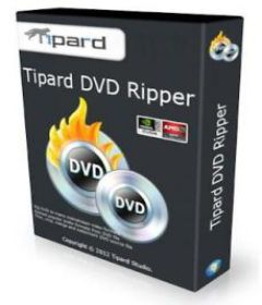 Tipard DVD Ripper 9.2.26 + patch