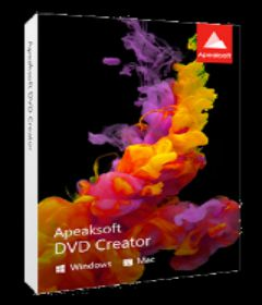 Apeaksoft DVD Creator + patch