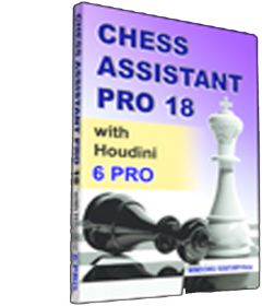 Chess Assistant Pro + key