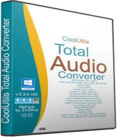 CoolUtils Total Audio Converter 5.3.0.203 + key