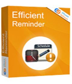 Efficient Reminder 5.60 Build 546