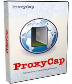 ProxyCap v5.35 + keygen
