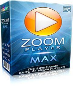 Zoom Player MAX 14.5 Build 1450 + keygen