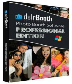 dslrBooth Photo Booth Software 5.28.0514.3 + patch