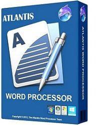 Atlantis Word Processor 3.2.13.6 Final + keygen
