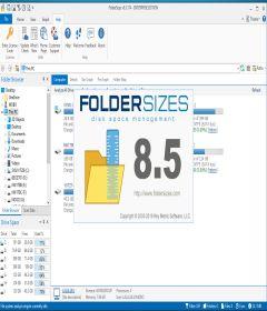 FolderSizes 9.0.232 Enterprise Edition + keygen