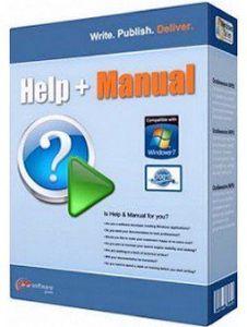 Help & Manual Professional 7.5.1 Build 4713 + keygen