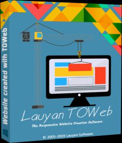 Lauyan TOWeb 7.2.3.778 Studio Edition + keygen