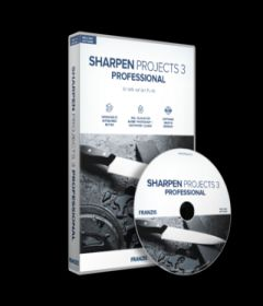 SHARPEN projects professional 3.31.03465 incl Patch 32bit + 64bit
