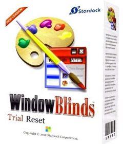 Stardock Windowblinds 10.81 + patch
